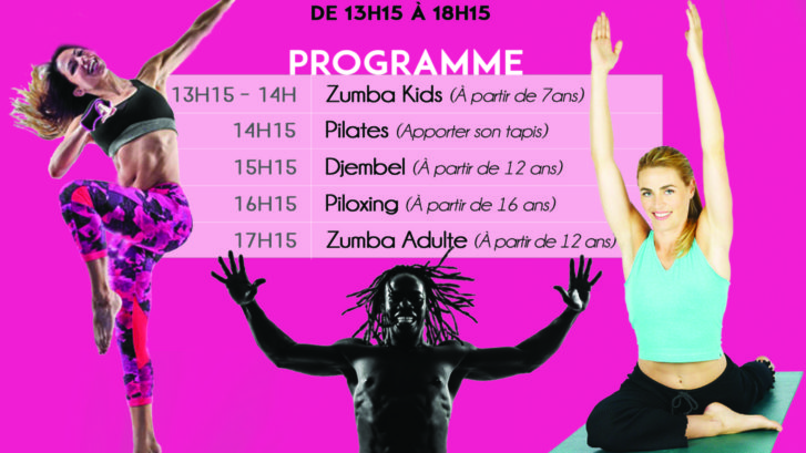 "Stage ""Cia Fit-Dance"""