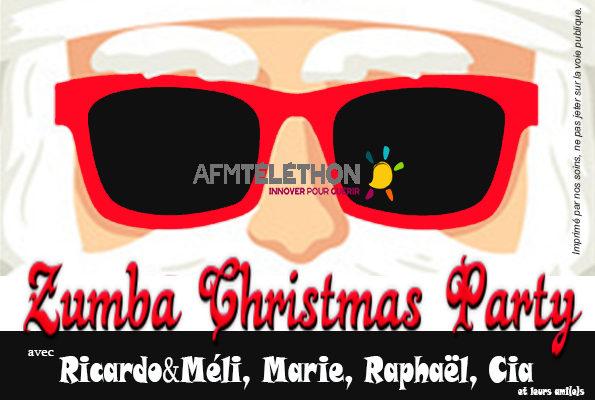 Zumba Christmas Party 4