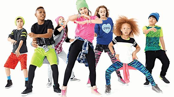 Danse Urbaine Kids
