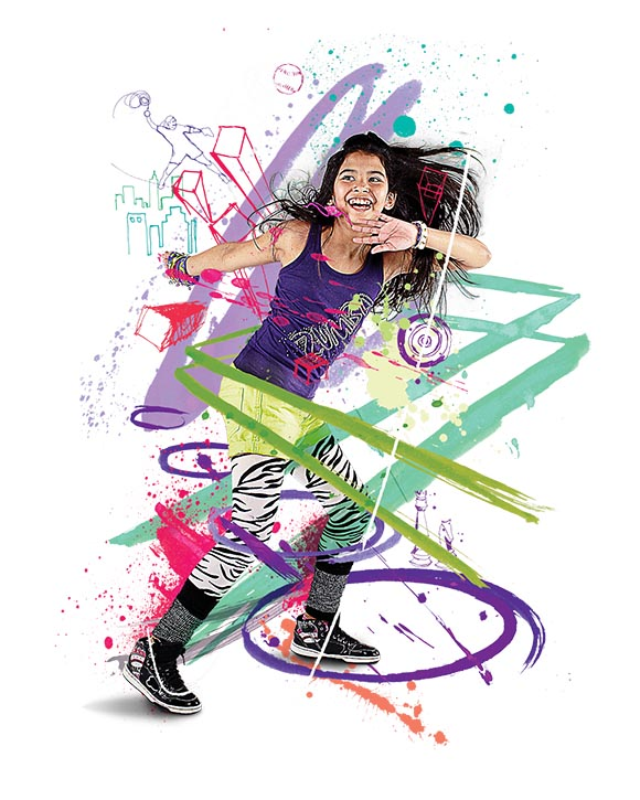 Cours Fit-Dance Teens