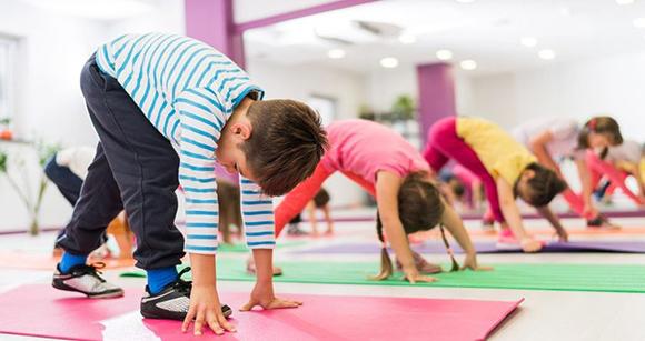Cours Mini Gym Enfant