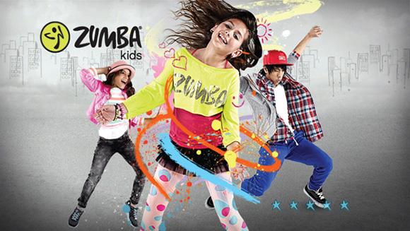 Cours Zumba Kids